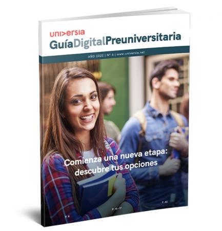 5ª edición de la guía online Preuniversitaria de Universia